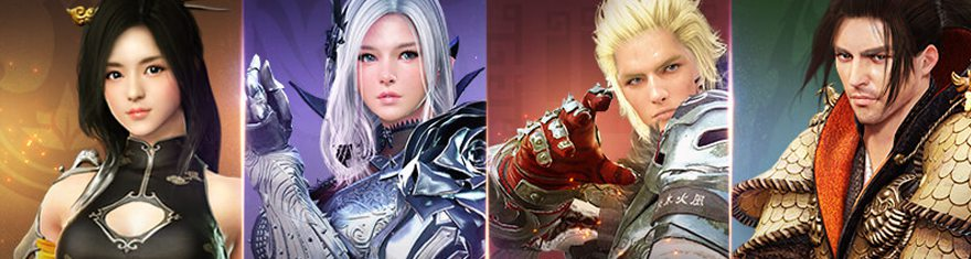 Black Desert on Xbox One Will Get Four New Classes On April 3rd