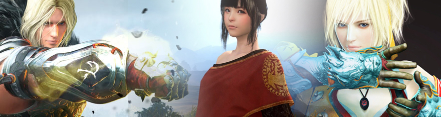 New Classes Added To Console Versions Of Black Desert (Xbox One & PlayStation 4)