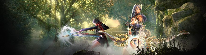 Blade & Soul Is Getting The New Zen Archer Class On September 18th
