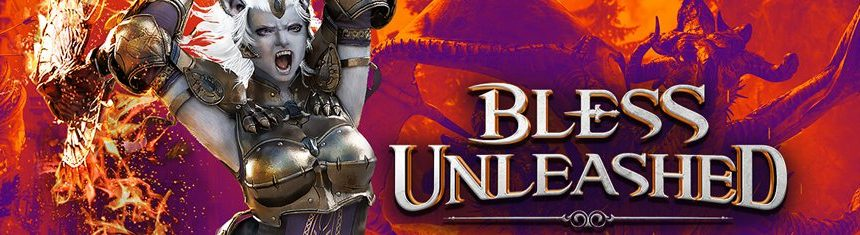 Bless-Unleashed-Xbox-One-Version-Of-MMORPG-Priest-Gameplay-Combat-Trailer