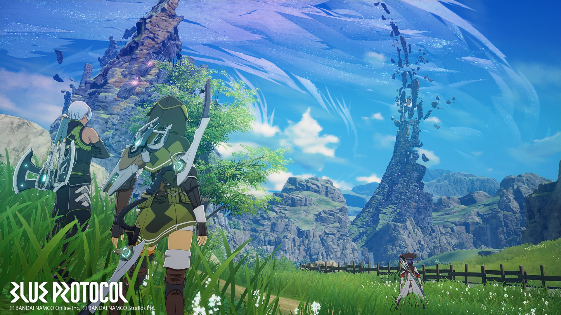 Blue-Protocol-Online-MMORPG-By-Bandai-Namco-Project-Sky-Blue