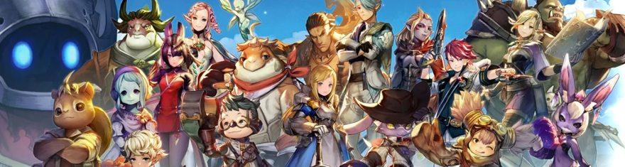 Japanese Anime MMO Caravan Stories Is Launching In North America Soon