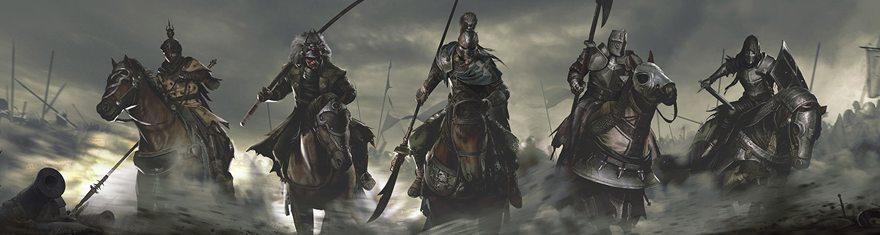 Conqueror's Blade Closed Beta Begins On February 7th Under My.com