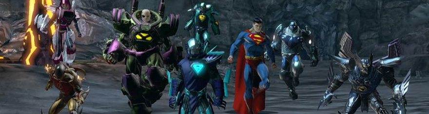 Free-to-play MMO DC Universe Online Nintendo Switch Release Date Set To August 6th