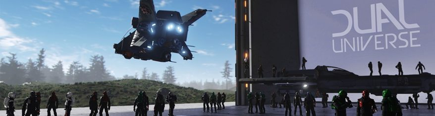 Dual Universe Alpha Testing Will Be Available To All 11,000+ Backers On December 20th