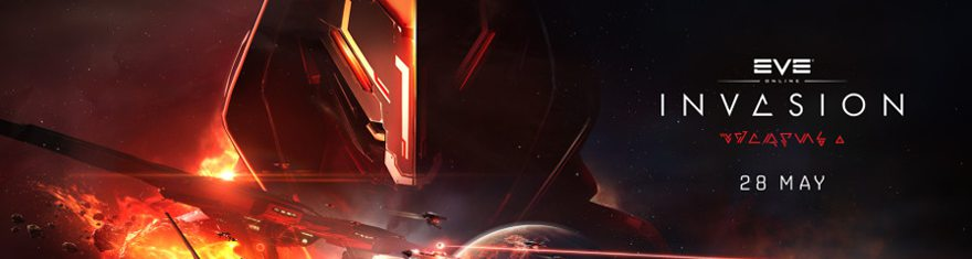 EVE Online's Next Expansion Is Called Invasion & It's Coming On May 28th