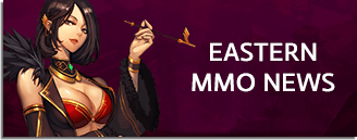Eastern MMORPG & MMO Games News Banner