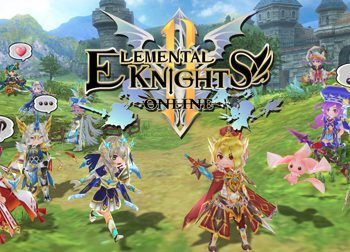 Elemental Knights Online