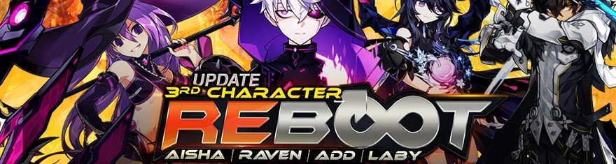 Elsword Adds Two New Dungeons & Reboots Four More Characters