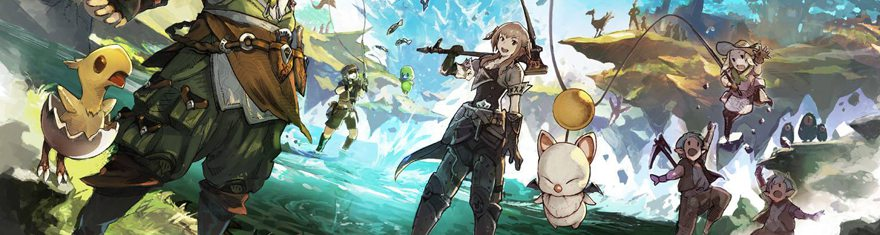 Final Fantasy XIV Online Is 50% Off During Golden Week