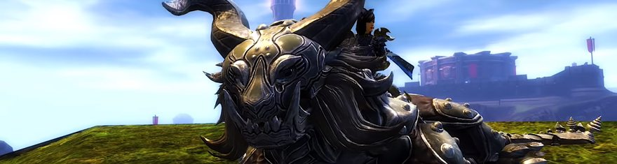 New Guild Wars 2 World Vs World Mount Coming On February 26th