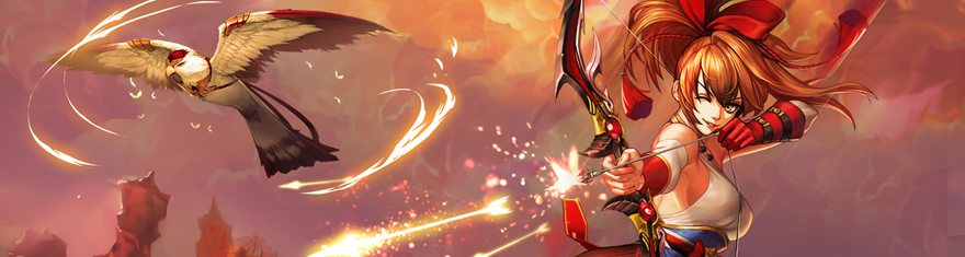 Kritika Online Releases The Archer Class & Three New Challenger Zones