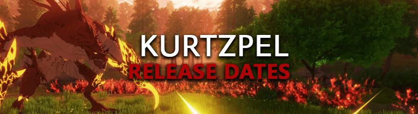 KurtzPel Release Dates - Beta, Early Access, Live Game