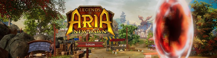 Legends of Aria Is Adding Free-to-Play Next Month With New Dawn Update