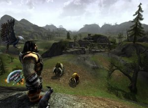 Lord-of-the-Rings-Online-Gameplay-Screenshots-LOTR-Video-Game-North