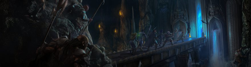 Lord of the Rings Online Legendary Server Will See Mines of Moria Expansion In March
