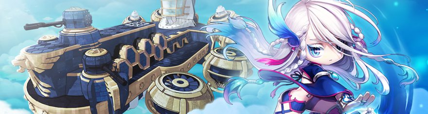 MapleStory 2 Patches Large Content Update With Soul Binder Class, Sky Fortress Area, A New PvP Mode & More Instruments