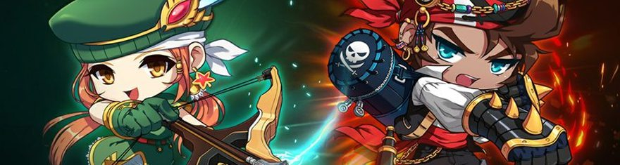 Major MapleStory M Content Update Releases Two New Classes - Buccaneer and Marksman