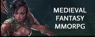Medieval Fantasy MMORPG & MMO Games Banner