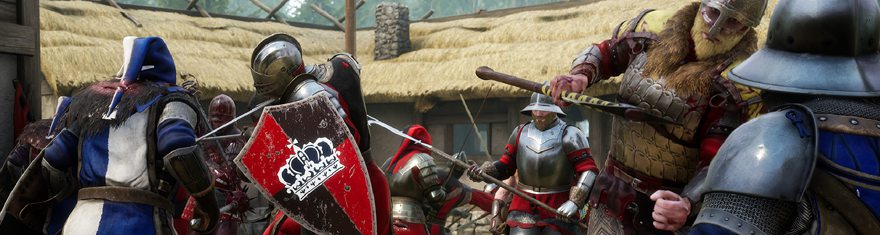Multiplayer Medieval Melee Slasher 'MORDHAU' Is Launching On Steam On April 29th