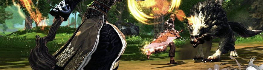 Masangsoft Shows Development Test Video Of RaiderZ Re-release