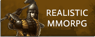 Realistic Graphics MMORPG & MMO Games Banner