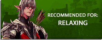 Recommended MMOs: Relaxing Banner