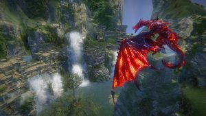 Riders of Icarus Screenshots