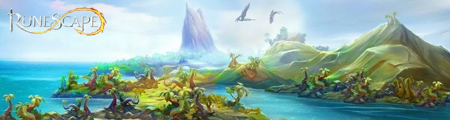 A Dinosaur Island Is Coming To RuneScape With 'The Land Out Of Time' Update In Summer 2019