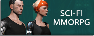 Sci-Fi MMORPG & MMO Games Banner