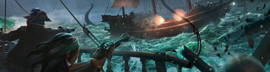 """Sea of Thieves Launches """"Friends Play Free"""" Event For One Week"""