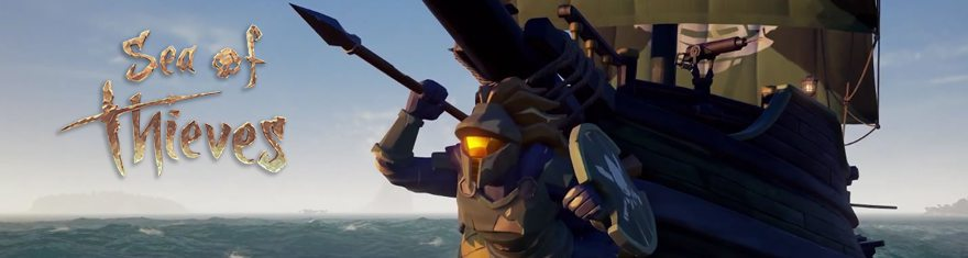 Play Sea of Thieves Before June 14th For A Free Halo-Inspired Ship With A Master Chief Figurehead