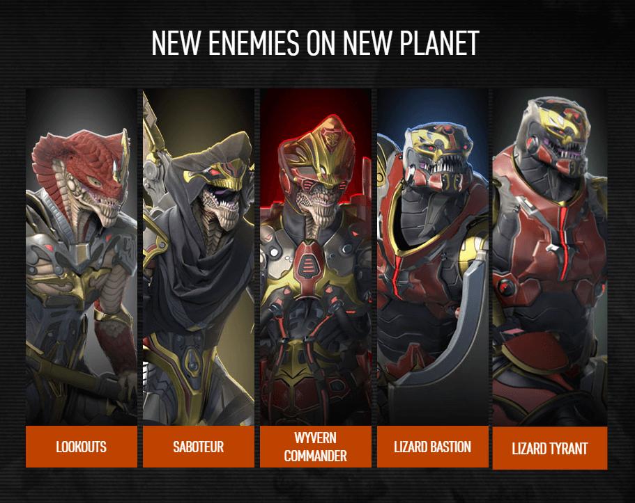 Skyforge-New-Horizons-New-Enemies-NPC-Monsters