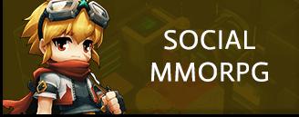 Social MMORPG & MMO Games Banner