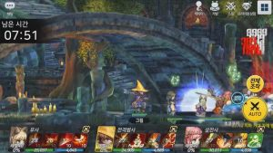 Spiritwish-Screenshot-Leveling-Instances-Gameplay-Mobile-MMORPG-By-Nexon