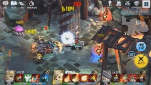 Spiritwish-Screenshot-Magician-Skill-Gravity-Pull-PvE-Dungeon-Gameplay-Mobile-MMORPG-By-Nexon