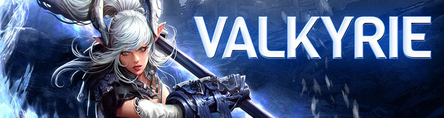 TERA Console Version Will Start 2019 With The Valkyrie Class