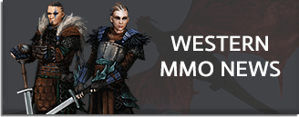 Western MMORPG & MMO Games News Banner