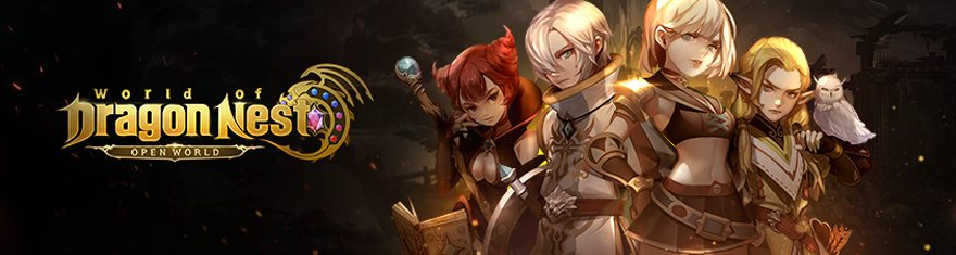 World of Dragon Nest SEA Release Date Is Next Year