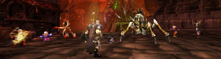 World of Warcraft Classic Is Adding More Servers & Increasing Character Limit