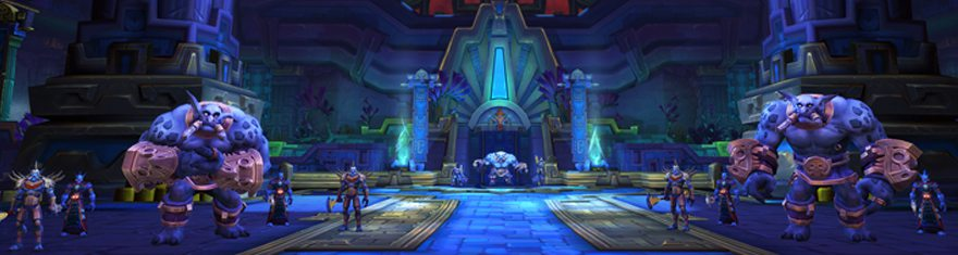 World of Warcraft's Newest Zandalar Raid 'Battle of Dazar'alor' Is Coming On January 22nd