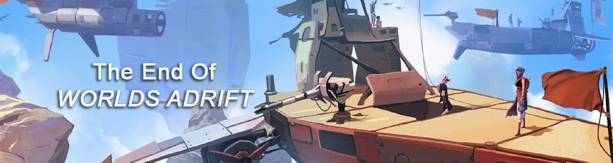 Sandbox MMO Worlds Adrift Is Drifting Away Due To Insufficient Commercial Viability